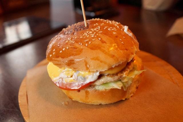 中之島・北浜エリアで一度は食べたい!カフェのサンド・バーガーランキング!TOP5